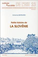 Petite histoire de la Slovénie d'Antonia Bernard
