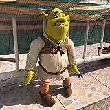 wqmdeshop Muñeco De Peluche Shrek Peluche Muñeco Shrek