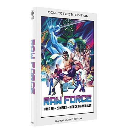 Raw Force - Jäger des tödlichen Jade - Hartbox - Limitiert und nummeriert auf 50 Stück [Blu-ray]