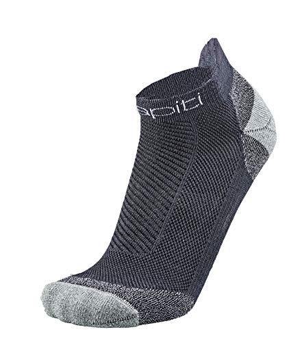 Wapiti RS02 Socke, anthrazit, 42-44