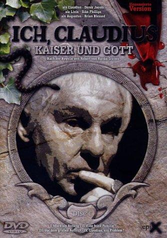 Ich, Claudius - Kaiser und Gott, Folge 01-04 (Uncut Version)