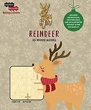 IncrediBuilds Holiday Collection: Reindeer