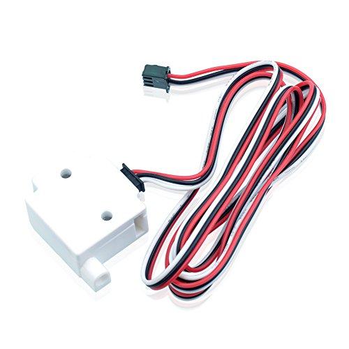 S SIENOC 3D Drucker 1.75mm Filament Erkennungsmodul Filament Monitor Sensor mit Kabel DIY Zubehör (1)