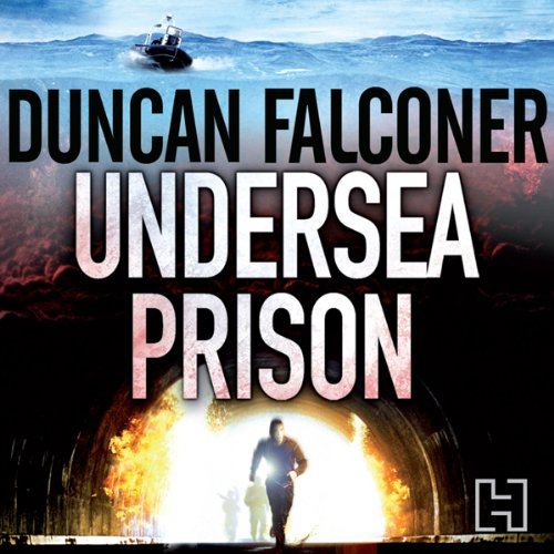 Undersea Prison audiobook cover art
