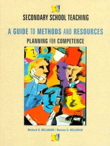 Secondary School Teaching: A Guide to Methods and Resources, Planning for Competence