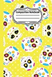 Composition Notebook: Awesome Satan Demon Nightmare Before Christmas Humor Fantasy Hilarious...