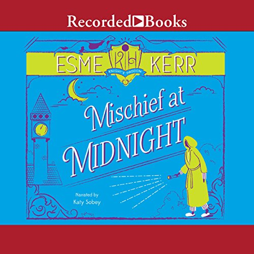 Mischief at Midnight audiobook cover art