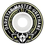 Darkstar Responder Skateboard-Rad, 51 mm, Limettengrün
