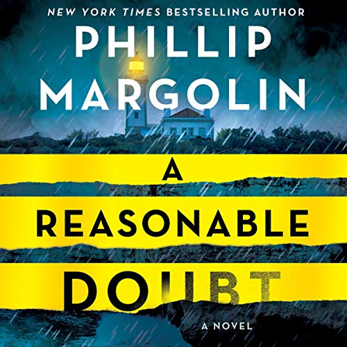 A Reasonable Doubt audiobook cover art