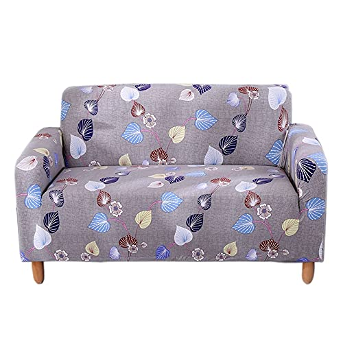 Funda de sofá elástica Fundas de sofá para Sala de Estar Funda de sofá Funda de sofá Proteger Muebles A12 4 plazas