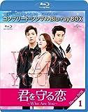 君を守る恋〜Who Are You〜 BD-BOX1<コンプリート・シンプルBD‐BOX6,000円シリーズ>【期間限定生産】