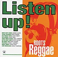 Listen Up: Roots Reggae by VARIOUS ARTISTS (2012-06-19)