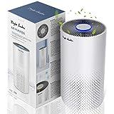 Taylor Swoden Fresh Air - Purificador de aire para hogar con filtro HEPA H13 y carbón activado | Sensor de calidad del aire (PM2.5) | CADR 130m³/h | Temporizador de apagado | Algodón antibacteriano