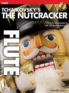 Tchaikovsky's The Nutcracker: Flute Play-Along Book/CD Pack (2007-09-01)