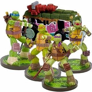 Amazon.com : Penn Plax Teenage Mutant Ninja Turtles, April ...