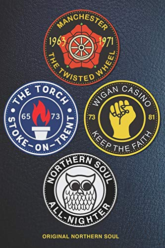 Original Northern Soul: Northern Soul Notebook for creative writing, making lists, scheduling, organizing and Recording your thoughts.
