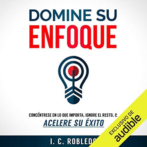 Diseño de la portada del título Domine su enfoque