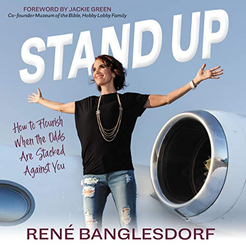 Stand Up audiobook cover art