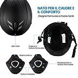 Zoom IMG-1 topelek casco da sci con