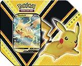 Pokemon V Powers Pikachu Tin, Multicolor