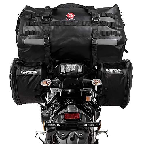 Satteltaschen Set für Kawasaki Ninja H2R / 1000 SX CB50 Hecktasche