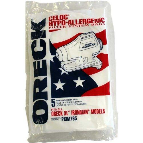 ORECK IRON MAN ORIGINAL BAGS (10 PACK) #PKIM76.5