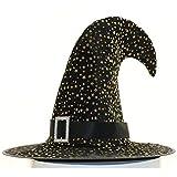 Uteruik - Sombreros de bruja para Halloween (estilo 3)