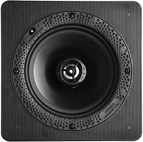 Definitive Technology Ueya/Di 6.5S Square in-Wall/Ceiling Speaker (Single)