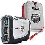 Bushnell Tour V4 Medidor Laser de Golf, Blanco, Talla Única