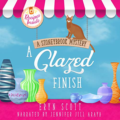 A Glazed Finish cover art