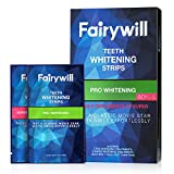 Best Whitening Strips - Fairywill Pro Teeth Whitening Strips, Dental Formula, Reduced Review