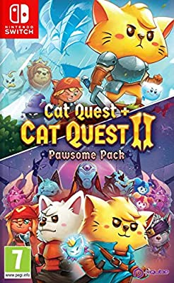 Cat Quest & Cat Quest II: Pawsome Pack (Switch) (Nintendo Switch)