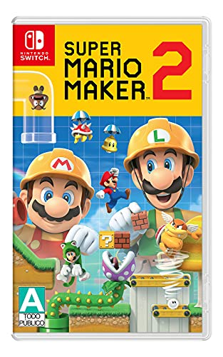 【$20 OFF】 Nintendo Switch 游戏:超级玛丽-2