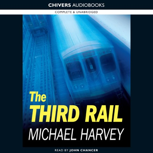 The Third Rail audiobook cover art