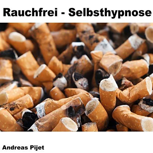 Rauchfrei - Selbsthypnose cover art