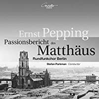 Passionsbericht Des Matthaus