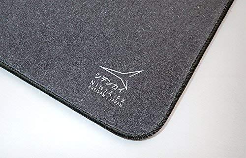 ARTISAN Gaming Mouse pad Shiden Kai FX XSOFT M Size FXSKXSMB Ninja Black