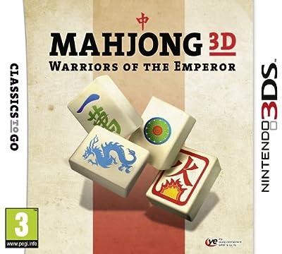 Mahjong: Warriors of the Emperor (Nintendo 3DS)