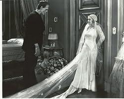 Frankenstein's monster threatening Frankenstein's bride Elizabeth on her wedding night - order from Amazon.com