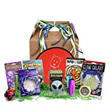 Beyond Bookmarks Outta This World Toys and Activities - Birthday or Special Occasion Gift Basket for Boys