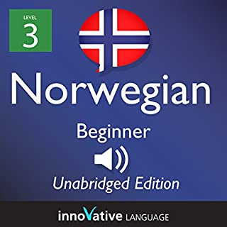 Learn Norwegian: Level 3 - Beginner Norwegian, Volume 2 cover art