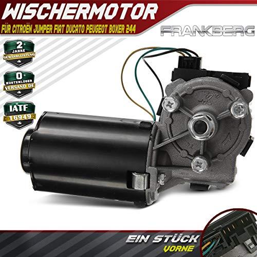 Scheiben Wischer Motor Vorne für Jumper Ducato Boxer 244 I4 2.0L 2.2L 2.3L 2.8L 2002-2006 9949394