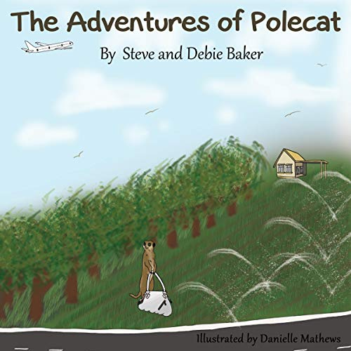 The Adventures of Pole Cat audiobook cover art