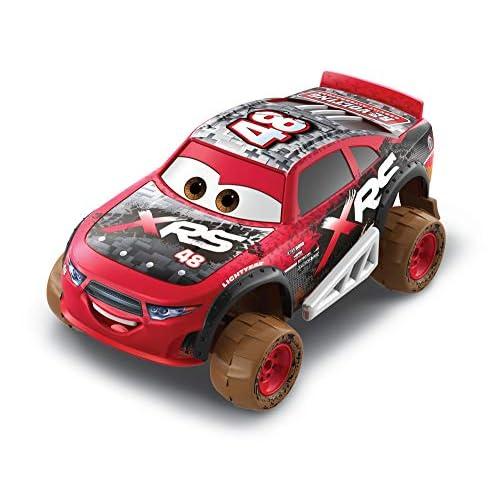 Disney Cars Mud Racing, Macchinina Re-Volting Die Cast, Giocattolo per Bambini 3+ Anni, GFP50
