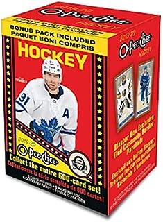2019/20 Upper Deck O-Pee-Chee (OPC) NHL Hockey BLASTER box (12 pks/bx)