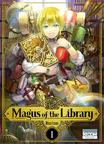 Magus of the Library T01 (1) PDF Books