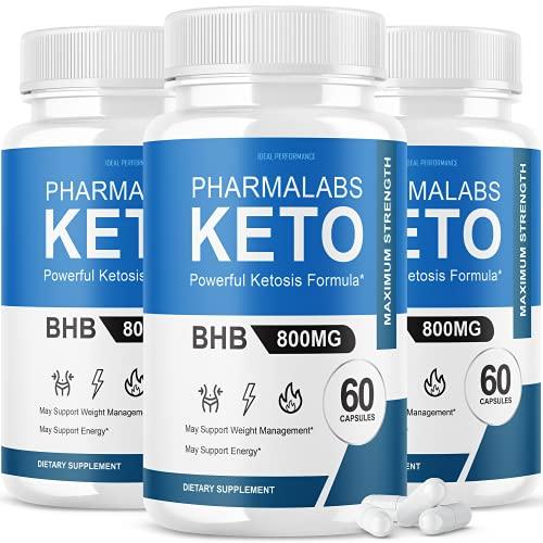 (3 Pack) Pharmalab Keto Pills Pharm…