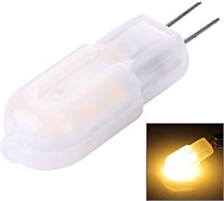 SRY-illumination G4 2W 180LM 12 LED SMD 2835 Cream Cover Corn Light Bulb,
