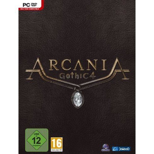 ArcaniA : Gothic 4 COLLECTOR EDITION : PC DVD ROM , FR