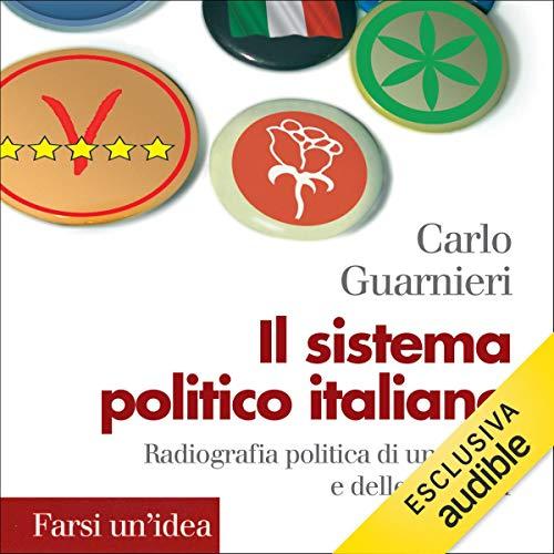 Il sistema politico italiano copertina